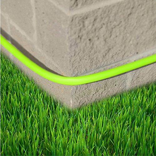 Flexzilla Garden Lead-in Hose, 5/8 in. x 3 ft, Heavy Duty, Lightweight, Drinking Water Safe - HFZG503YW