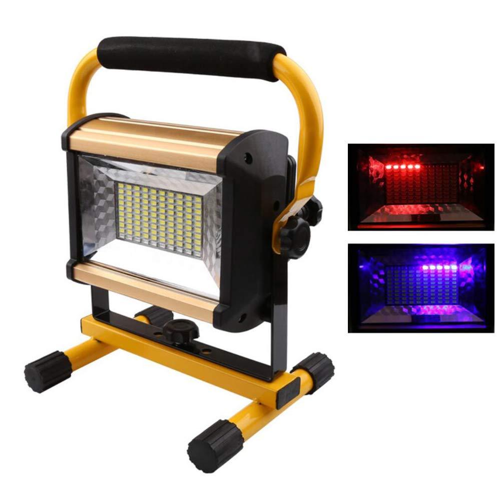 HUANGLP LED blendung tragbare licht high Power warnlicht außenjustage warnlicht Power projektion 100 watt Lade Camping licht Haushalt Notfall langaufnahme Camp Zelt licht 94a64e