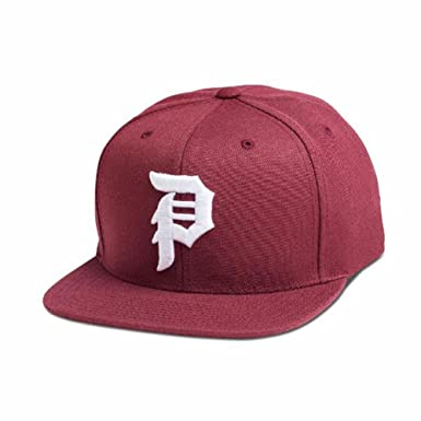 fb216199da1 Primitive Dirty P Snapback (Burgundy