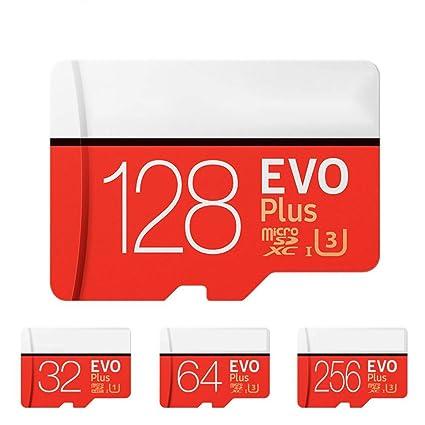 JIAX Tarjeta de Memoria EVO + Class 10 32GB 64GB 128GB ...