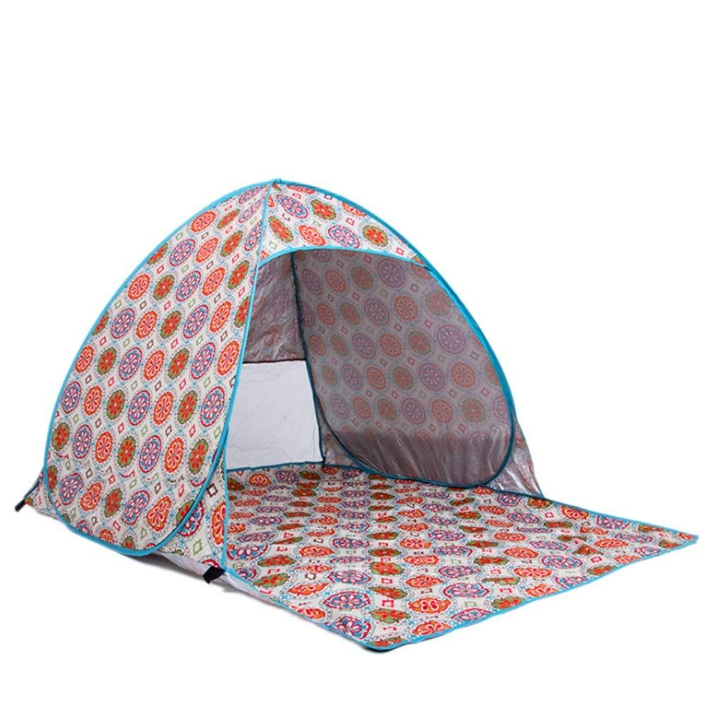 Tenda da spiaggia Pop Up Tenda da sole pop-up per tenda da campeggio Tenda da sole portatile per tenda da campeggio Tenda da sole per tenda da campeggio per campeggio Pesca Escursionismo Picnicing Ten