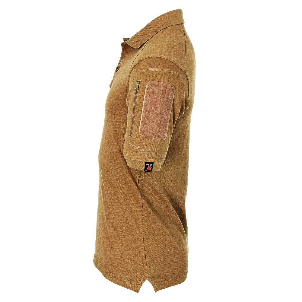 /Infidel unglaeubiger Anti Terror unit/à Speciale Cultura Polo Camicia con # 18967 Copytec Tactical Polo Alfa/