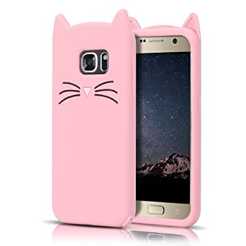 coque galaxy s7 chat