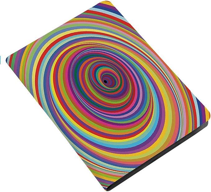 Amazon.com: Rainbow iPad Pro 11 Case 2018,Hypnotic Rainbow ...