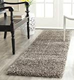 Make a bold contemporary statement in the living room, bedroom, or foyer with this Milan Shag rug from Safavieh. Ultra-soft, long-wearing polypropylene yarn is used for this collection of multi-level power-loomed rugs. Expertly designed with ...