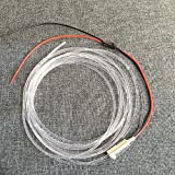 3mm 5meters/16ft PMMA Optic Fiber Cable Side Glow