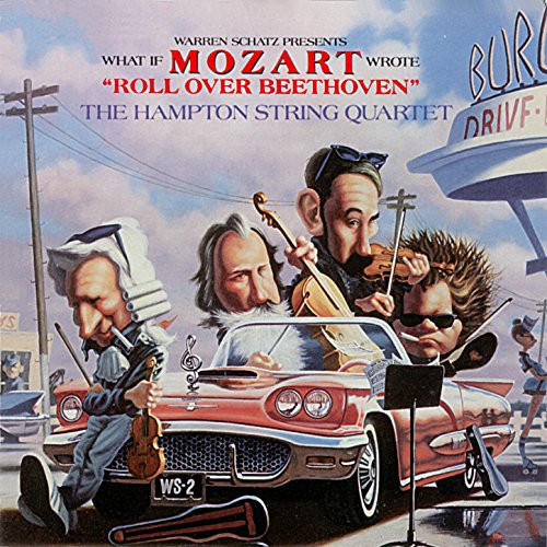 """What If Mozart Wrote """"Roll ove..."""