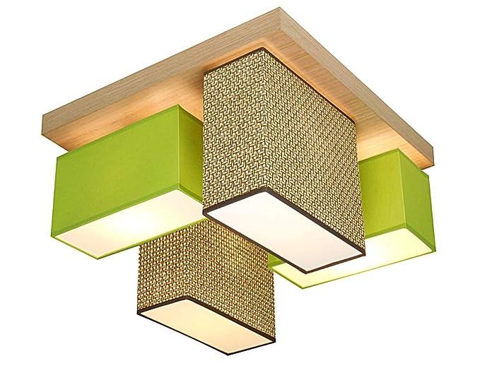 Lámpara de techo - WeRo Design Bilbao de 005 N: Amazon.es ...