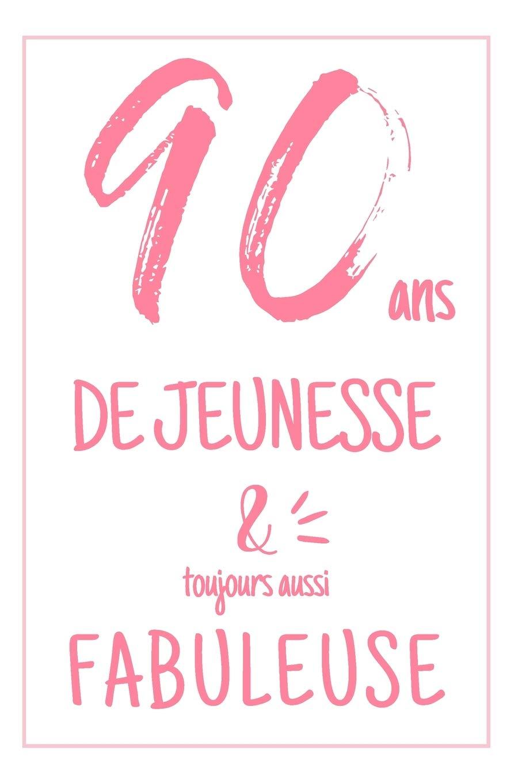 Idée Cadeau Anniversaire Original Anniversaire 90 Ans: CarDe Notes Pour Elle, Une Idée Cadeau