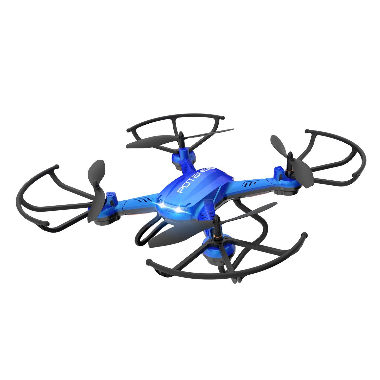 Potensic Drone para 181DH-Azul: Amazon.es: Juguetes y juegos