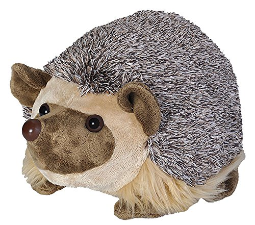 Wild Republic Hedgehog Plush, Stuffed Animal, Plush Toy, Gifts for Kids, Cuddlekins 12