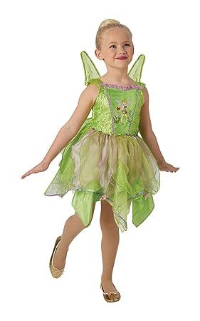 Rubies s oficial de Disney Campanilla para disfraz de hada para niña