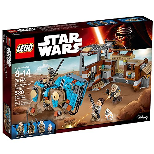 LEGO Star Wars Encounter on Jakku 75148 Star Wars Toy (Lego Star Wars The Force Awakens Sale)