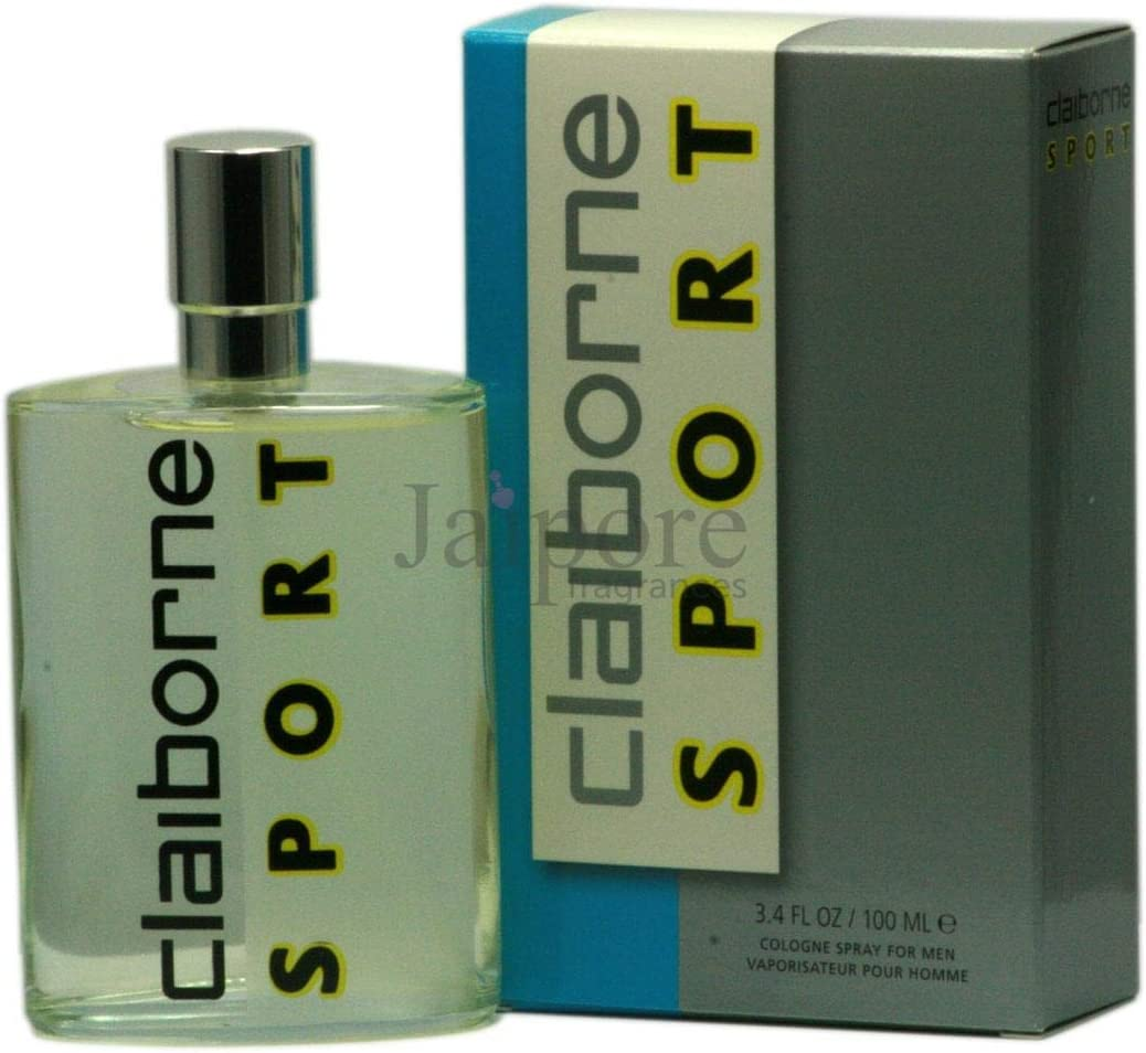 Claiborne Sport By Liz Claiborne For Men Eau-de-cologne Spray, 3.4 Ounce by Liz Claiborne: Amazon.es: Belleza