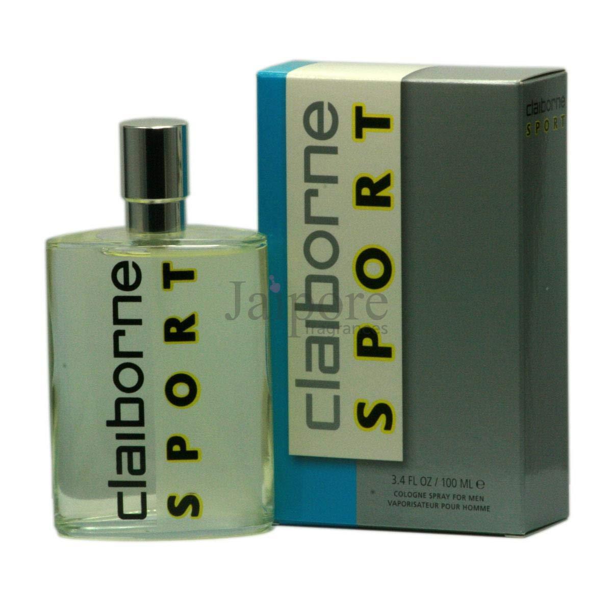 Claiborne Sport by Liz Claiborne for Men - 3.4 oz EDC Spray, Cologne Spray by Liz Claiborne