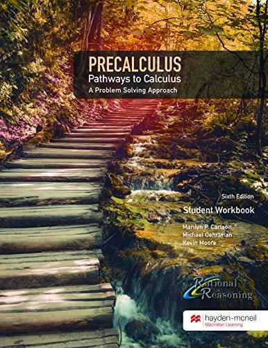 Precalculus,Stud.Workbook W/Access