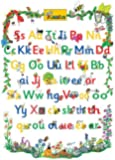 Jolly Phonics Letter Sound Poster: in Precursive Letters (British English edition)