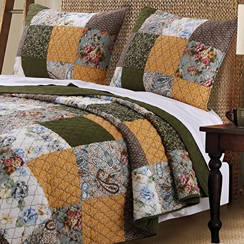 Buy Vintage Country Paisley Floral Bedding Patchwork