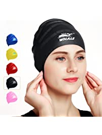 Swim Caps Amazon Com