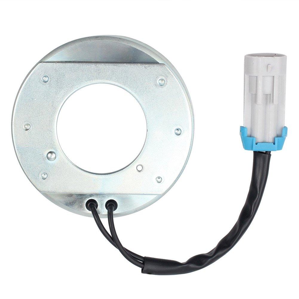 ROKOO Compresor del Aire Acondicionado de los embragues magnéticos de la Bobina para Liiray Opel Astra 1854272: Amazon.es: Coche y moto