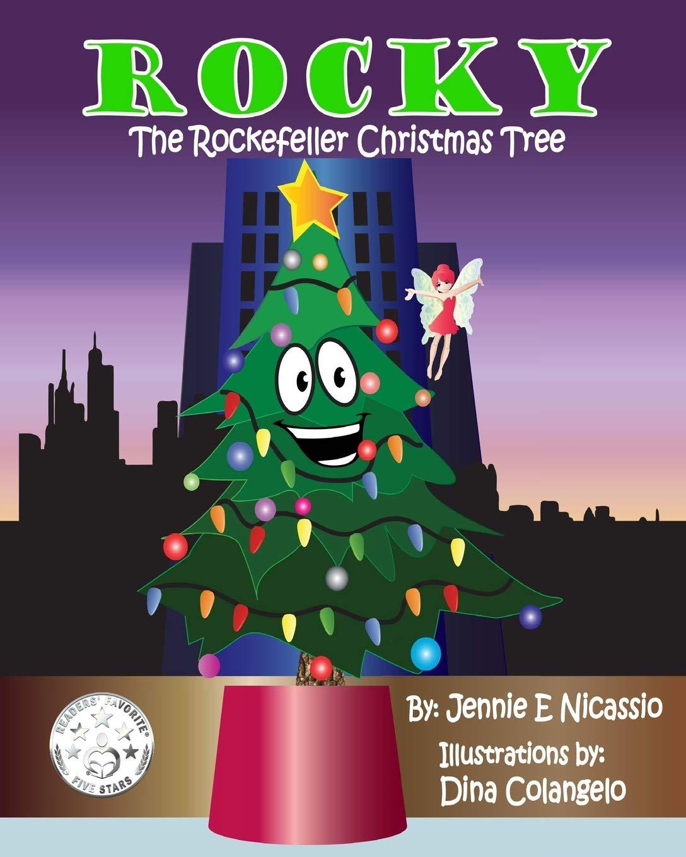 Rocky: The Rockefeller Christmas Tree pdf epub
