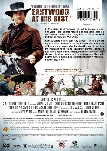 photo Wallpaper of WARNER HOME VIDEO-Pale Rider-