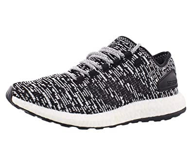 ab1e06f7507eb adidas Pureboost  Oreo  Running Men s Shoes Size 7.5 Black White