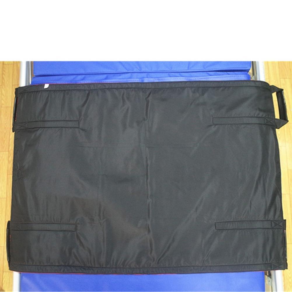 LUCKYYAN Healthcare Multi-Mover Plus Transfer / Slide Sheet - BLACK - 11170cm