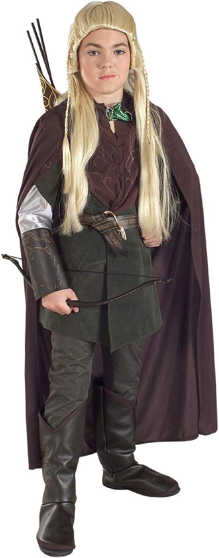 Kids Legolas Costume - Child Large by RubieS Costume Co: Amazon ...