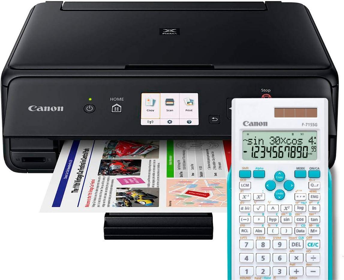 CANON PIXMA TS5050 Negro Impresora MULTIFUNCIÓN INALÁMBRICA ...