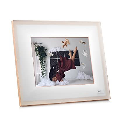 Amazon.com: Aura Frames - Digital Photo Frame, Add Photos from ...