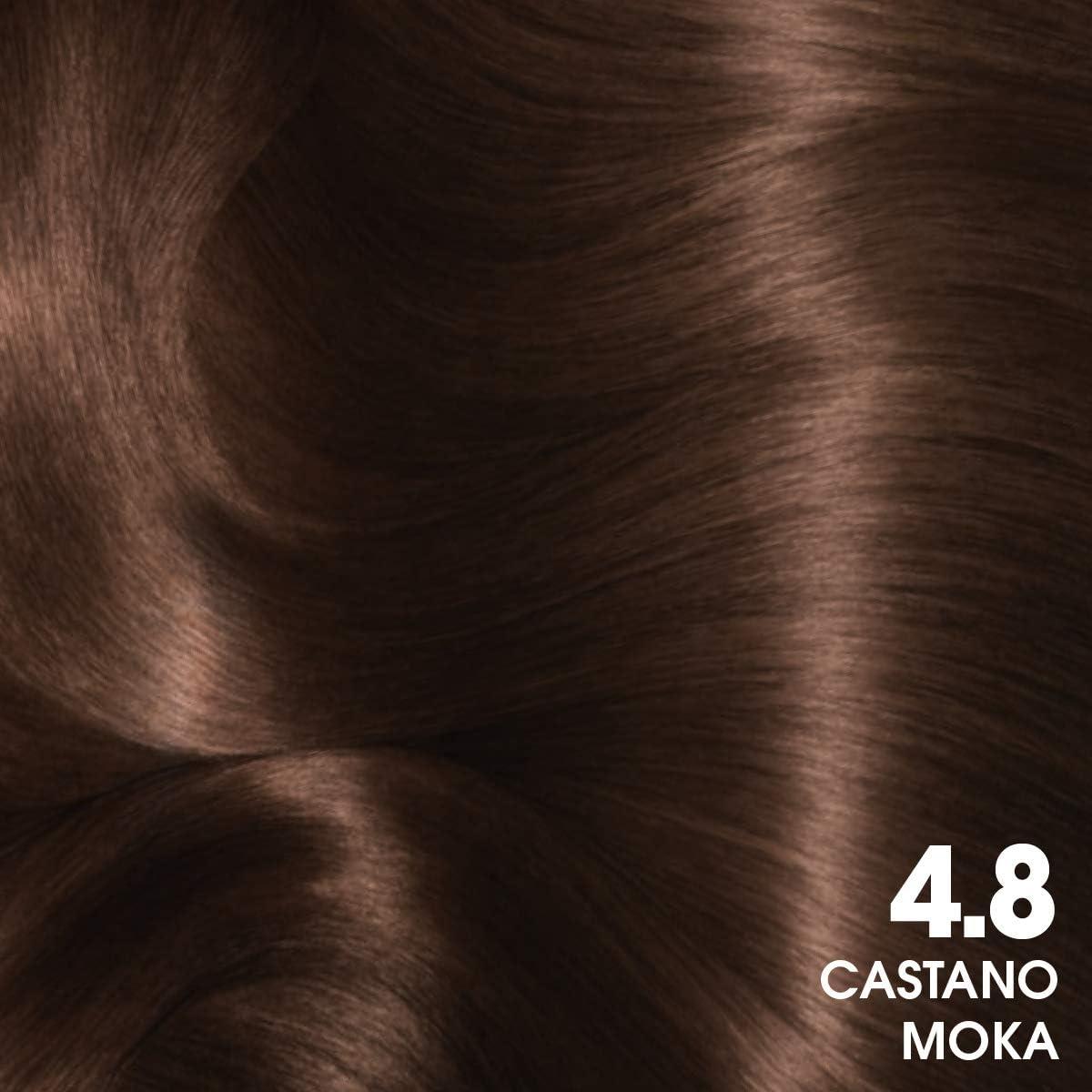 Garnier Olia Coloración permanente 4.8 Castano Moka ...