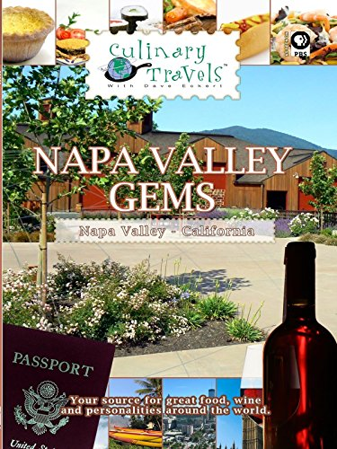 Culinary Travels - Napa Valley Gems - Cakebread Cellars, Cuvaison, Franciscan Oakville Estate ()