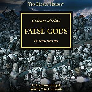 False Gods Audiobook