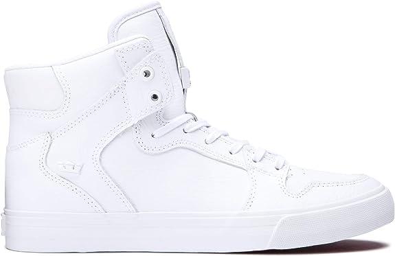 Supra Chaussures Skytop Gris FilleGarçon 34 12 pas