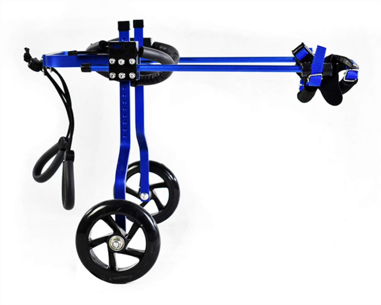 Silla de ruedas para perros discapacitados-T.Pequeña