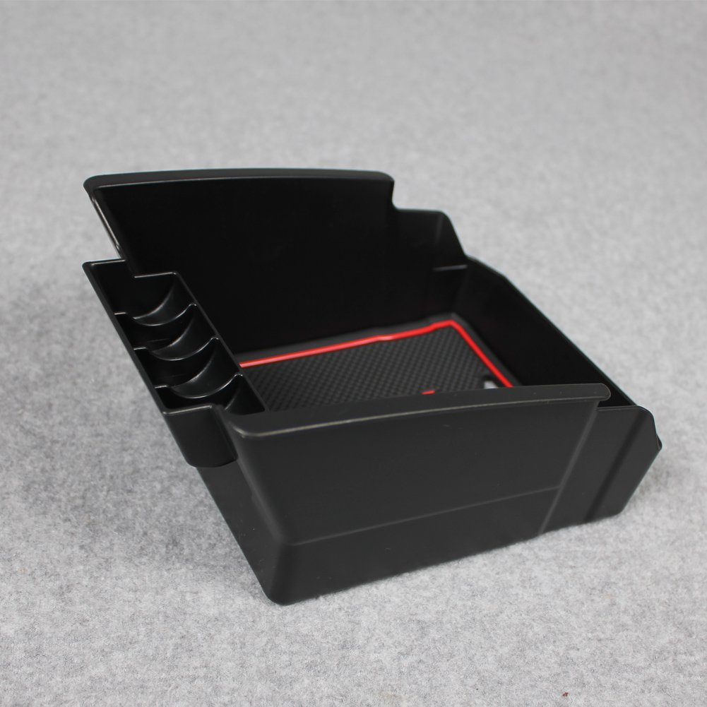 Rqing For Ford Kuga 2013 2014 2015 Center Console Armrest Storage Box Holder Container Glove Pallet Guangzhou Ruiqing