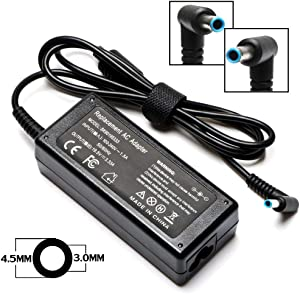 19.5V 3.33A 65w Ac Laptop Adapter Charger for HP 710412-001 PPP009L-E PA-1650-32HE PPP009D 709985-003 Power Supply Cord