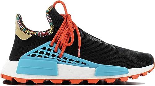 adidas Pharrell Williams Solar Human NMD EE7582 Noir Chaussures Homme Sneaker Baskets Pointure: EU 43 13 UK 9