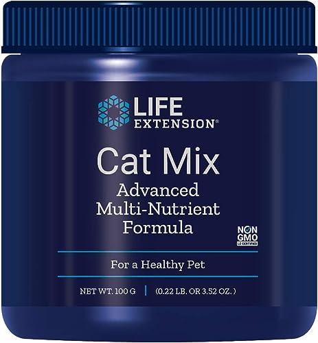 Cat Mix 100 Grams 0.22 lb. or 3.52 oz. -Pack-3