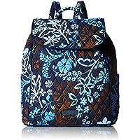 Vera Bradley Drawstring Backpack Purse (Multiple Colors)