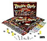 zombies board - Zombie-Opoly Board Game