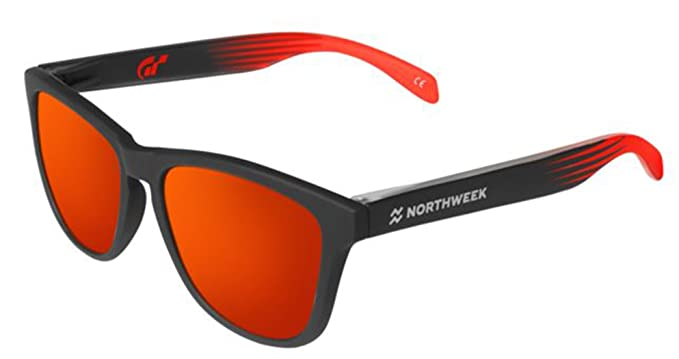 NEW 2018 | Gafas de sol | sunglasses Northweek GT INTERLAGOS EDITION | lente roja polarizada