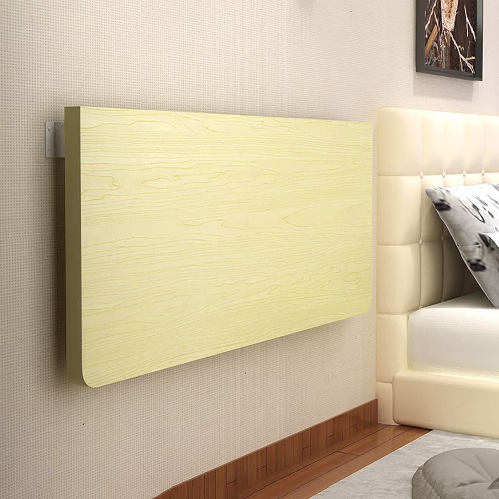 壁掛けテーブル折りたたみテーブル無垢材コンピュータデスク壁掛けシンプルウォールベッドベッドルームデスク (色 : B, サイズ さいず : 70*40cm) B07KZPTD4X 70*40cm|B B 70*40cm