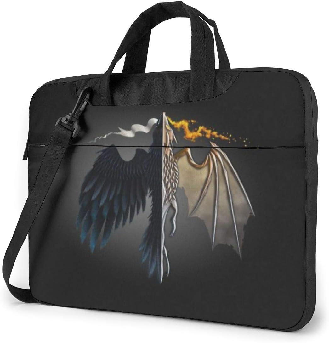 Game Thrones Laptop Sleeve Case Handheld One Shoulder Shockproof Oxford Protective Case//Notebook Computer Pocket Case//Tablet Briefcase Carrying Bag Compatible-14 inch