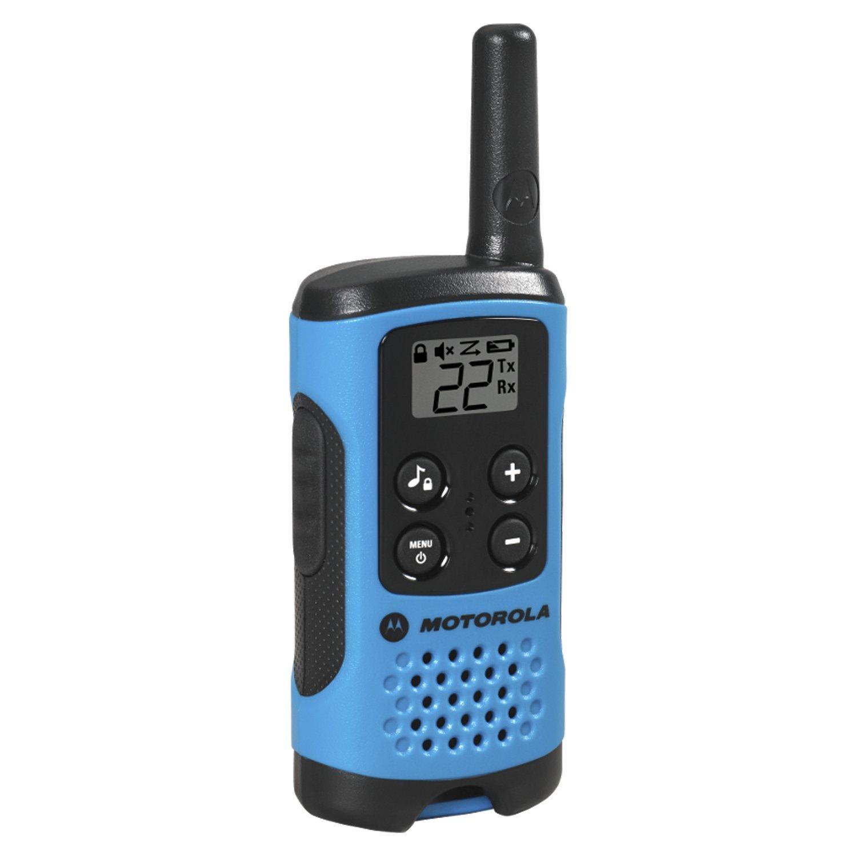 Motorola T100TP Talkabout Radio, 3 Pack by Motorola Solutions (Image #2)
