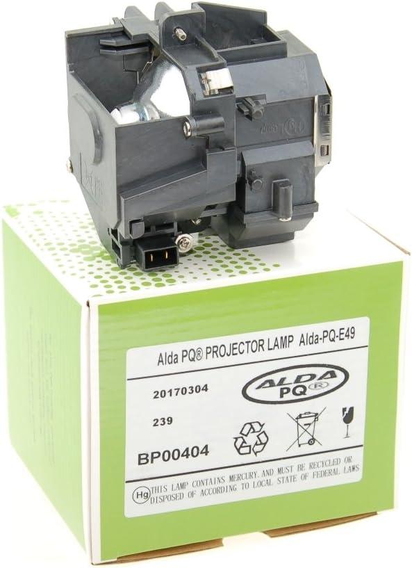Alda PQ-Premium Ersatzlampe f/ür EPSON EH-TW2900 Projektoren Lampe mit Geh/äuse Beamerlampe