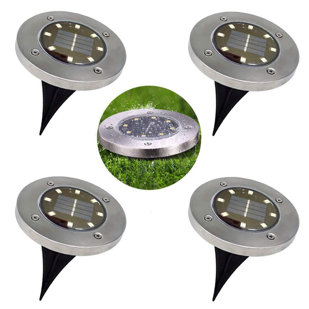 LED di design area esterna lampada da parete planimetria faretti in acciaio inox Lampada da giardino