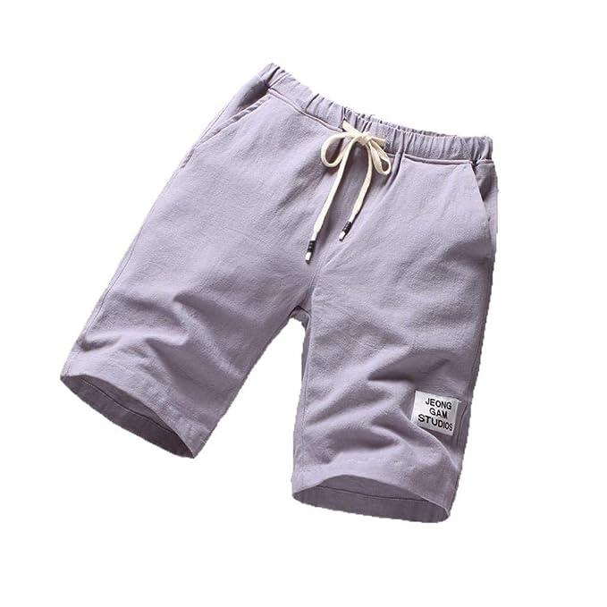 Amazon.com: Training Pants, Classic Mens Beach Pants Sports ...