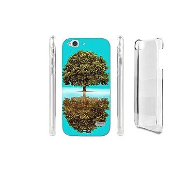 caselabdesigns Crystal Carcasa Case Cover Espejo Tree para ...